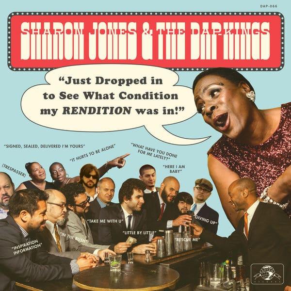 Je viens de tomber pour voir dans quel état ma condition était - Sharon Jones