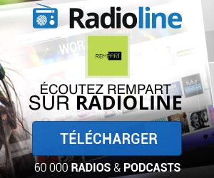 écouter radio rempart avec radioline
